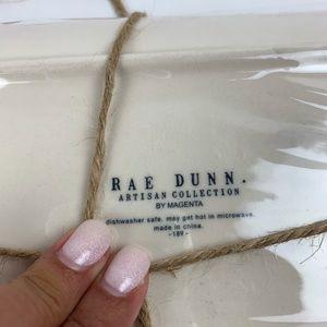 Rae Dunn Kitchen - NWT Rae Dunn Eat Nibble Taste 4 Tray Set
